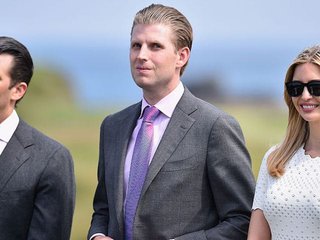 New York Is Suing the Donald J. Trump Foundation and Its Directors (Trump and His Terrible Children)