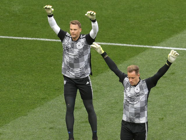 The Battle For Germany's Starting Goalkeeper Spot Is Now Being Waged In Public