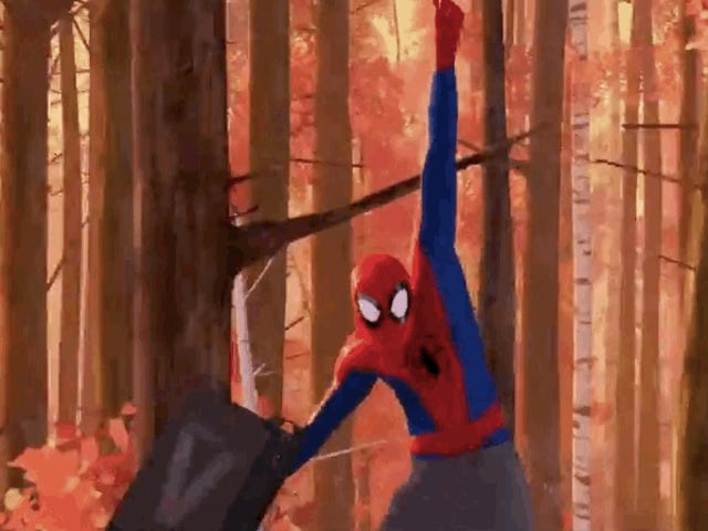 The <i>Spider-Man: Into the Spider-Verse</i> Trailer Drops Marvel Bombs That'll Have You Screaming<em></em>