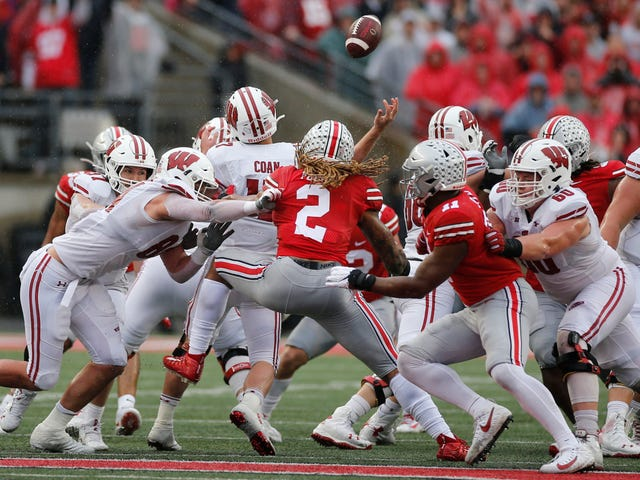 The Unblockable Chase Young Made Wisconsin Look Like Frauds