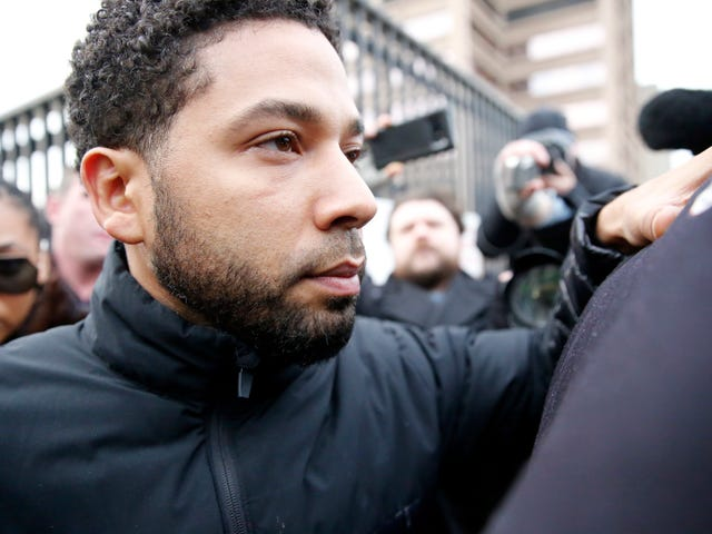 Jussie Smollett Indicted on 16 Felony Charges Related to the Alleged Attack Against Him