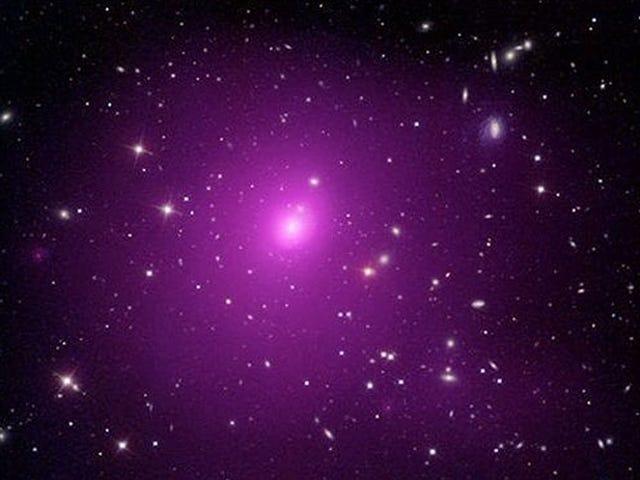 他们发现了一个新的黑洞,其质量如此之大,其大小是整个太阳系的六倍