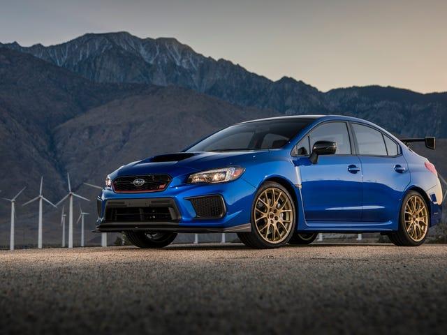 Comentário do dia: Subaru Technica Infection Edition
