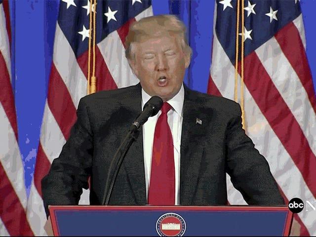 STOP and Appreciate Trump's New White House Logo