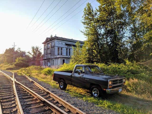 British Columbia Electric Railway - Fort Langley
