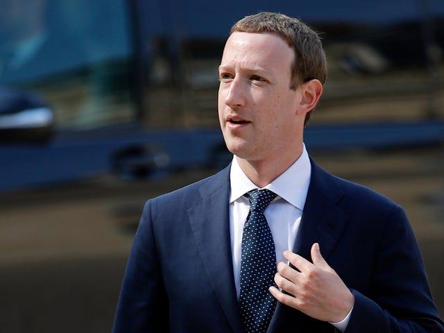 Facebook là một 'Nhà cải tiến về quyền riêng tư', Guy Guy điều hành Facebook