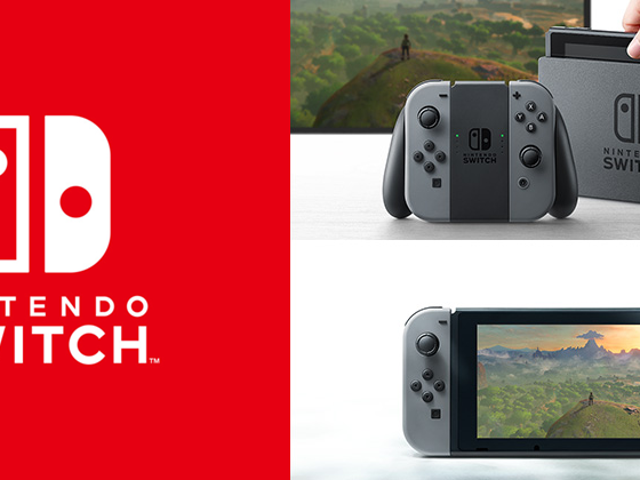 Preorder the Nintendo Switch Right Now [Updating]