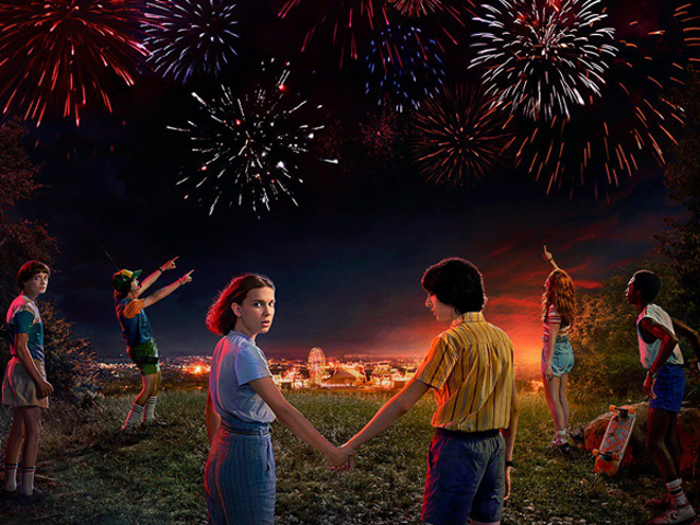 Stranger Things Finally Returns July 4