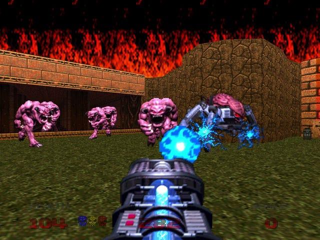 La nueva versión de este mes de Doom 64 incluirá un nuevo capítulo