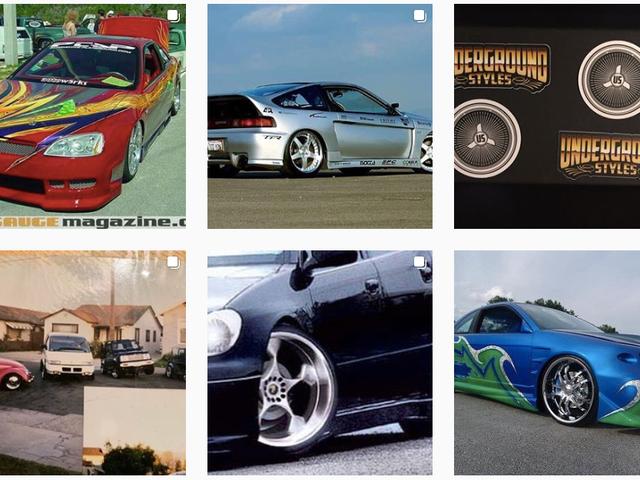 Ogni volta che hai pensato a una macchina, hai dimenticato la vita su questo Instagram