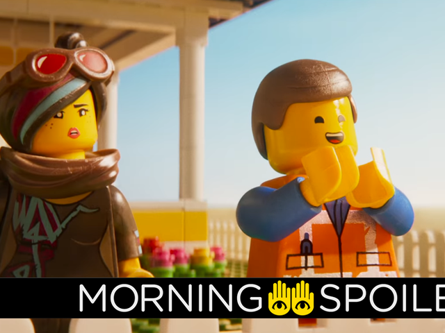 Comic-Con Updates From The Lego Movie 2, The Good Place, and More