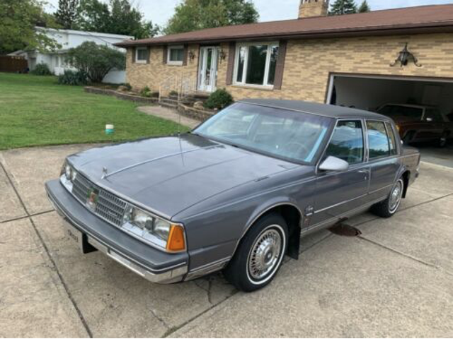 who wants this diesel Olds??