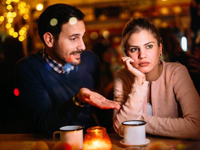 Hvordan holde en samtale flytende