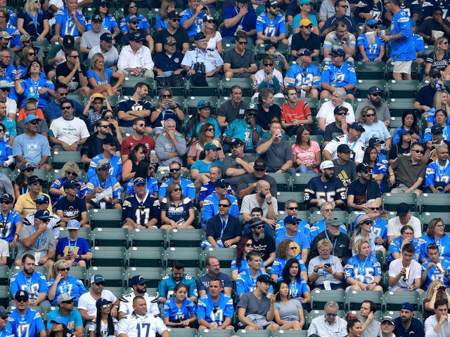 Report: Los Angeles Will Be Saddled With The Chargers For At Least 20 Years