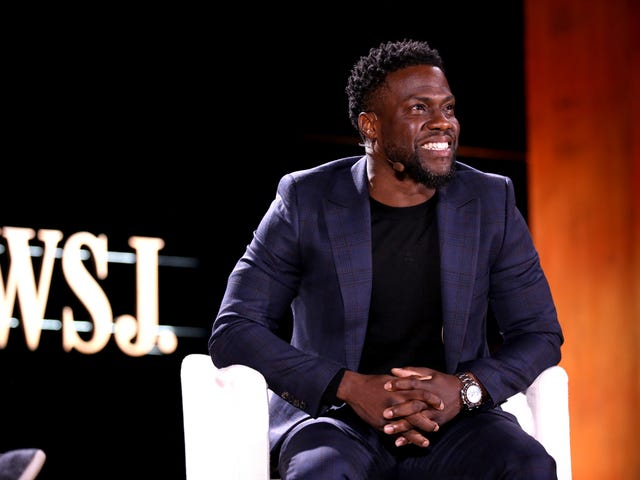 Kevin Hart Wants You to Stop Being 'Negative' About His Homophobic Tweets, But He's Deleting Some of Them Anyway