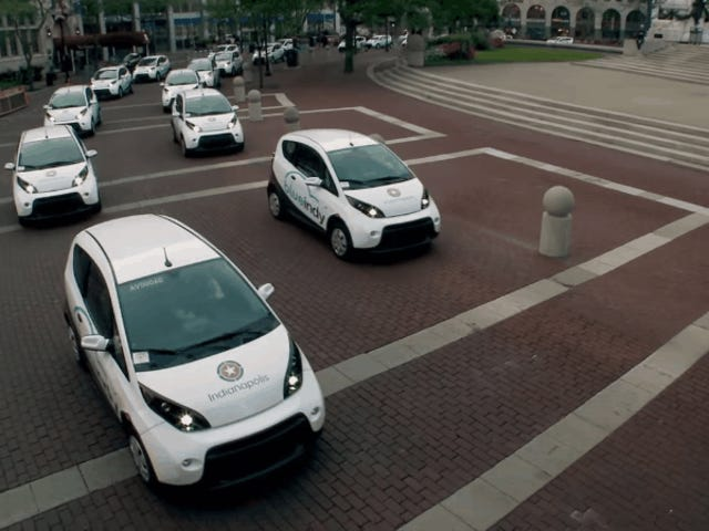 6 Elektrische autodeelprogramma's, beter dan een miljard Tesla's op de weg