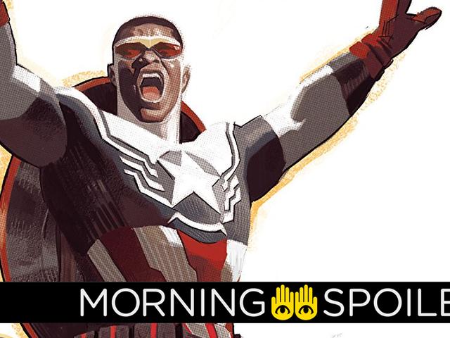 Anthony Mackie Kaptan Amerika'ya Uygun Olmaya Başladı