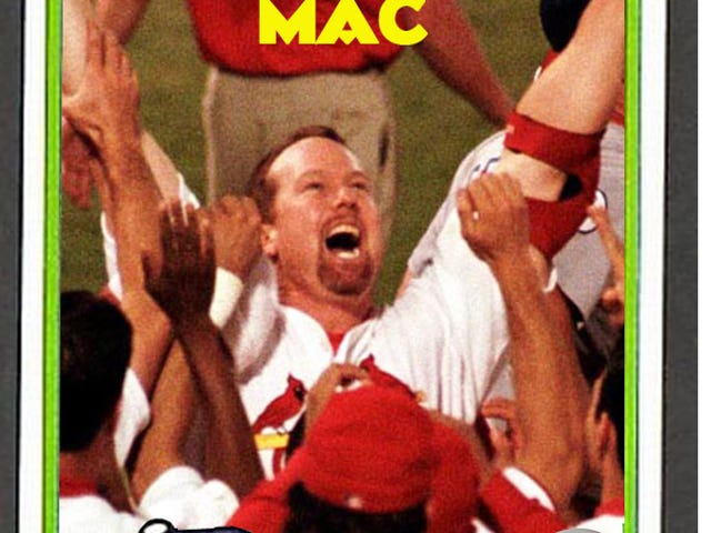 Hall of Really Good #3: Mark McGwire