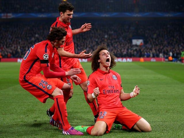 Το PSG ξεπεράσει την αμφιλεγόμενη κόκκινη κάρτα, ξεκινώντας από την Τσέλσι από το Champions League