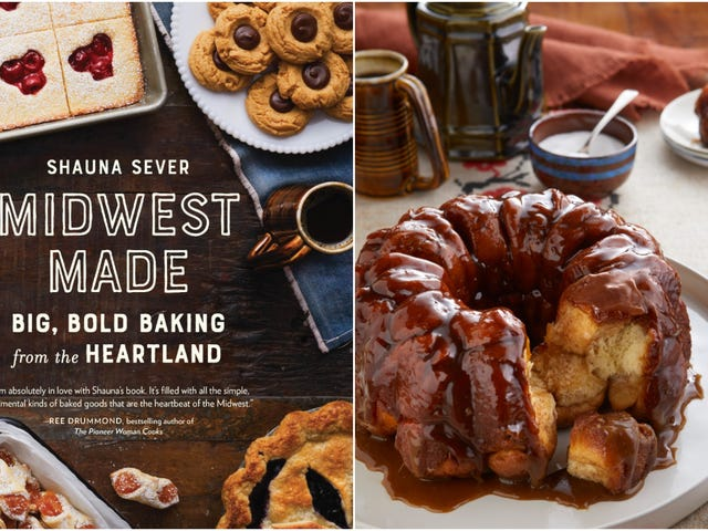 The Midwest Made cookbook is a buttery, sugary tribute to the place we call home