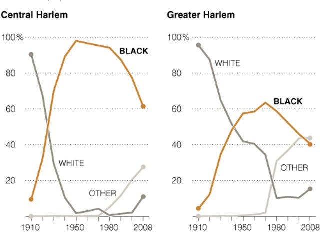 Über Vollwertkost, Gentrifizierung und die Auslöschung von Black Harlem