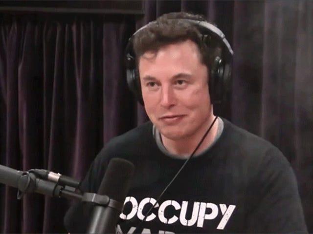 An Evening With Elon...