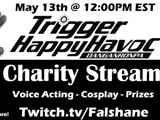 Charity Steam 5/13: Dangan Dub for AbleGamers