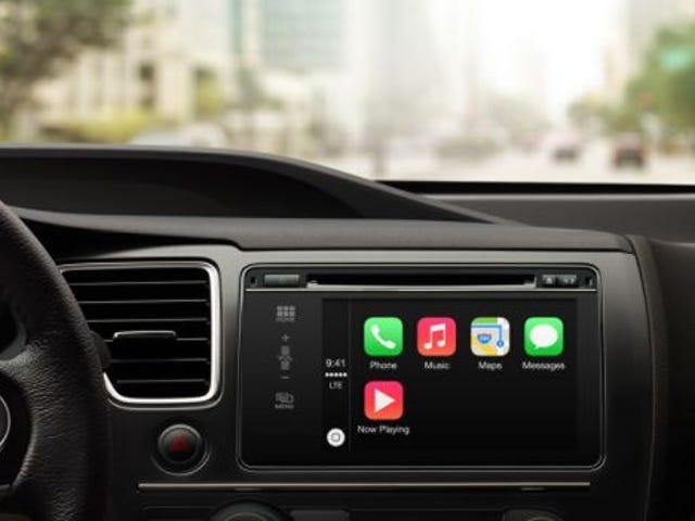 Пожалуйста, Apple - Любой - Исправьте мой дерьмовый «Умный» автомобиль