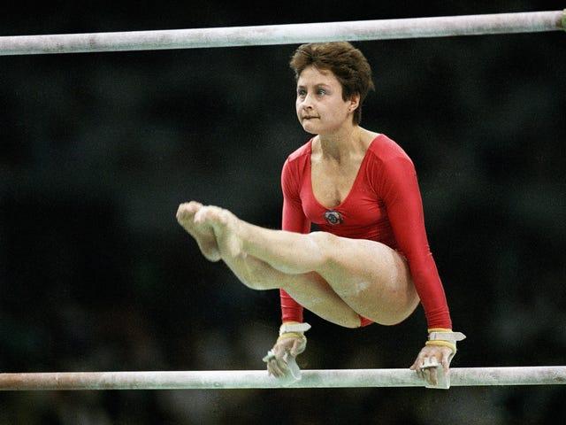 1988 Olympic Gymnastics Champion Yelena Shushunova Dies At 49