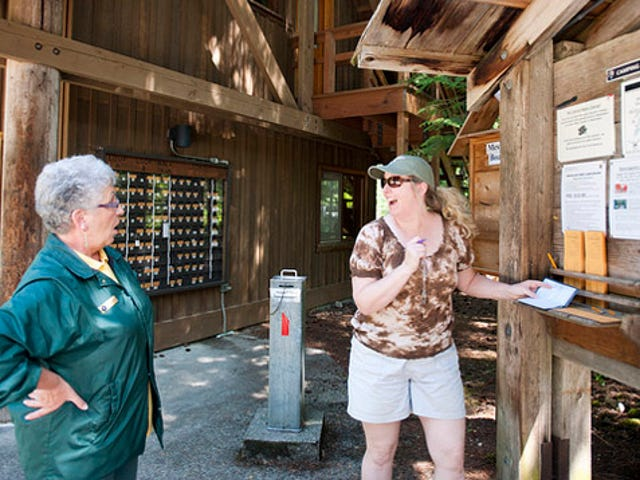 Volunteer at National and State Parks to Score Free Amenities