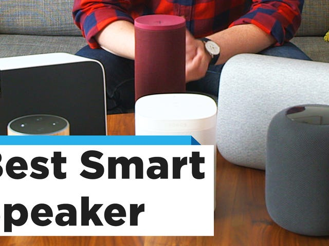 How the HomePod Stacks Up Against Other Smart Speakers