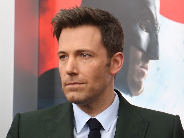 """What could have been: Ben Affleck's Batman would have explored """"insanity,"""" Arkham Asylum"""