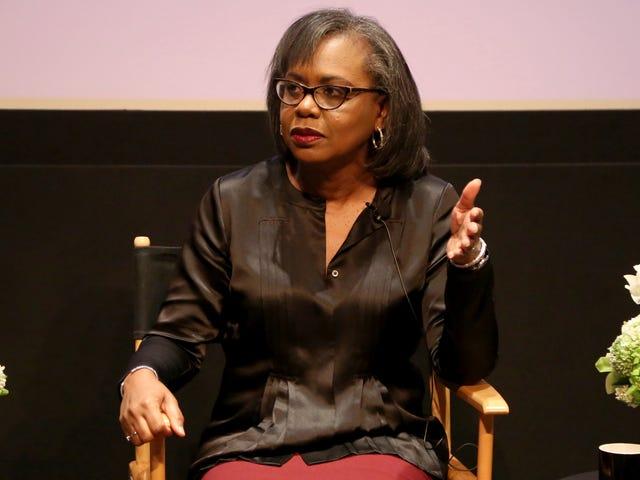 In Light of the Sexual Assault Allegation Against Brett Kavanaugh, Anita Hill Says Accusers Still Go Unheard