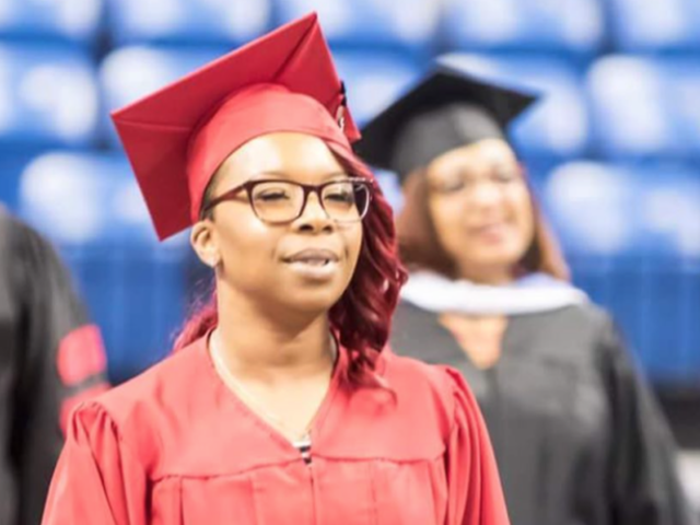 Lezley McSpadden, Mike Brown's Mother, Graduates From High School Same Day as Her Daughter