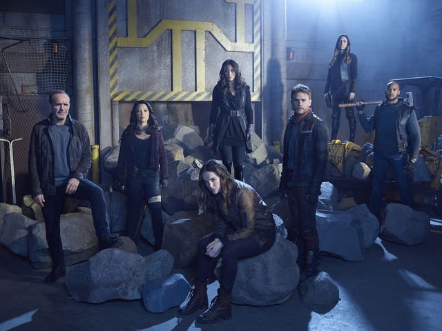 Some Agents of S.H.I.E.L.D. News for You