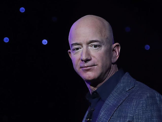 Billionaire Jeff Bezos Figures He Might as Well Try to Help the Planet He Currently Lives On