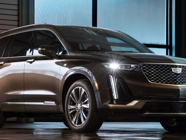 The 2020 Cadillac XT6 starts at $53,690