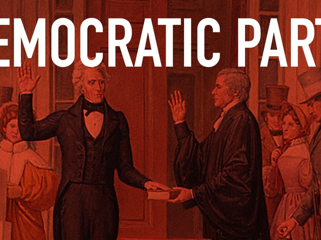 The Racist History of the Democratic Party