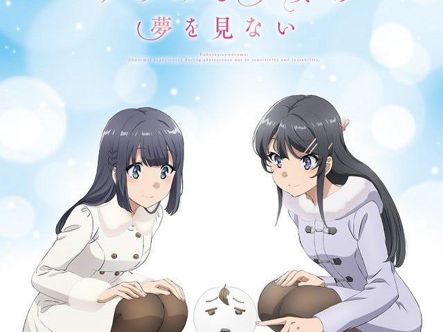 Enjoy the new trailer of the movie of Seishun Buta Yaro wa Bunny Girl-senpai no Yume wo Minai
