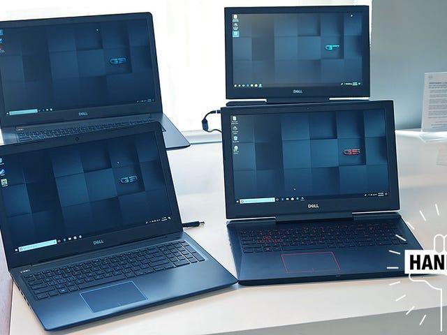 Dells omdøbte billigere bærbare computere er tyndere og hurtigere end før