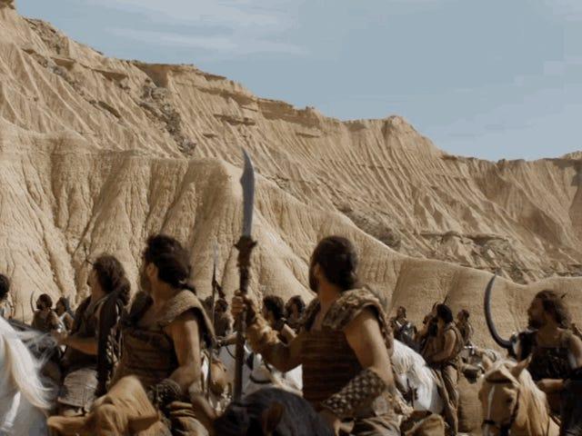 13 ช่วงเวลาที่น่าสนใจที่สุดในตัวอย่างล่าสุด Game of Thrones