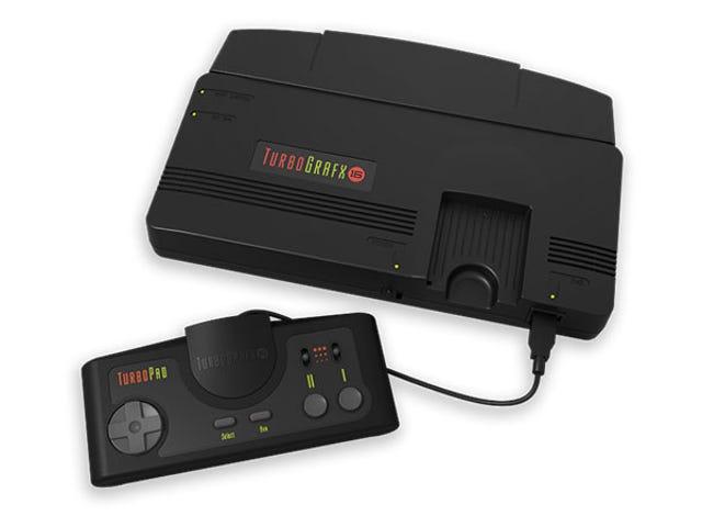 Konami Announces The Turbografx-16 Mini