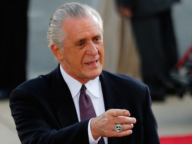 Pat Riley Denies CallingTom Thibodeau A Motherfucker And Takes Shot At Danny Ainge In Statement