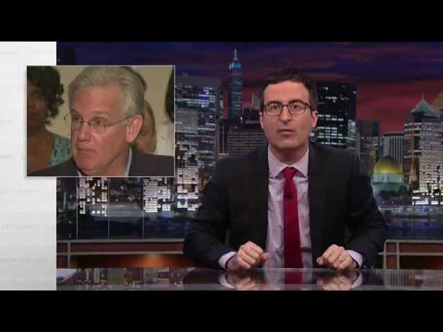 Video: John Oliver's Take On What's Happening in Ferguson, MO
