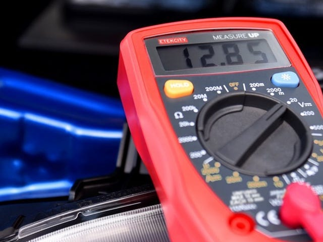 Avoid Shocking Situations With This Discounted Multimeter