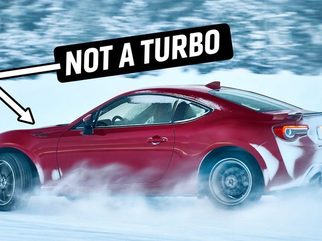 Toyota Engineer Punts Your Dreams Of A Turbo 86 Into A Trash Compactor