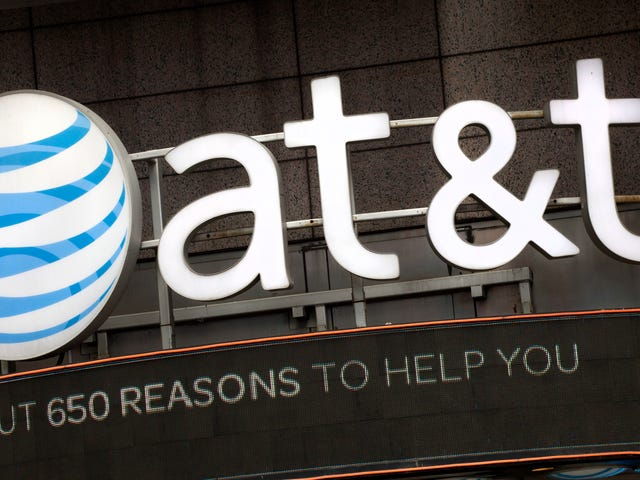 Feds Accuse AT&T of Weird Baseball Collusion Scheme