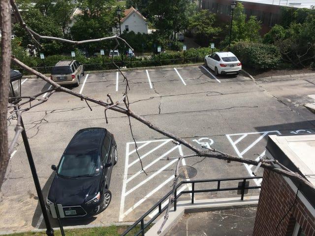 Parking @ Work - A Rant: Part... 3?