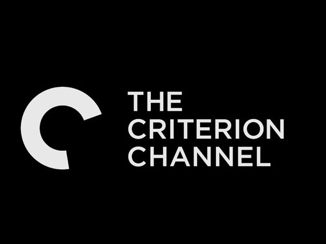 Here's what'll be on The Criterion Channel when it debuts next month