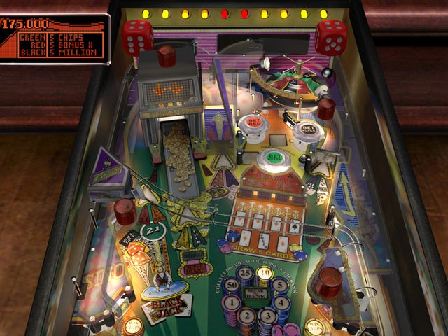 Down The Drain - Pinball Arcade's Tables Through The Ages: Present Day